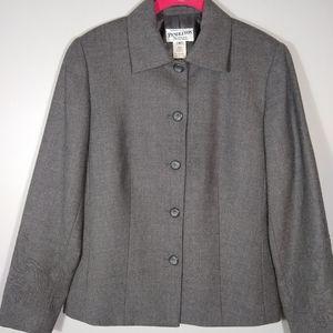 Pendleton Women's Sz. 4 Virgin Wool Jacket Blazer